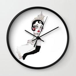 Magdalena's Revenge Wall Clock