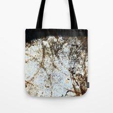 Rust Circles Tote Bag
