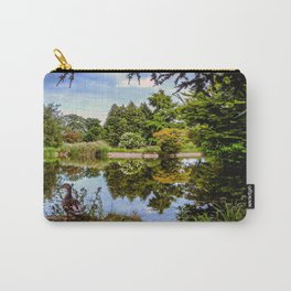Lakeside reflections. Carry-All Pouch