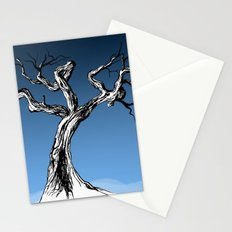Ghost Tree Stationery Cards