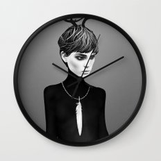 The Cold Wall Clock