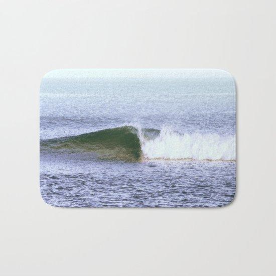 Lone Wave Bath Mat
