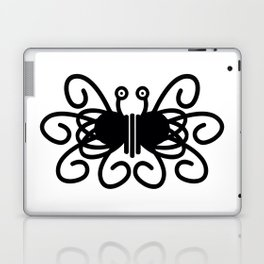 Pastafarian Flying Spaghetti Monster Laptop & iPad Skin