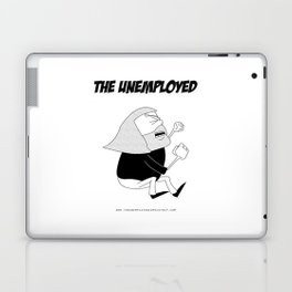 The Unemployed - Monni Laptop & iPad Skin