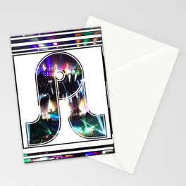 PRETTY LIGHTS Stationery Cards