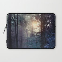 A walk in the forest Laptop Sleeve