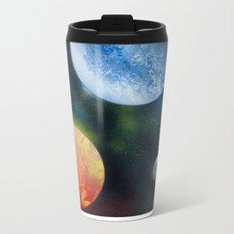 Celestial Triad Metal Travel Mug