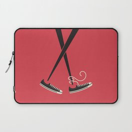 Chopstick Chucks Laptop Sleeve