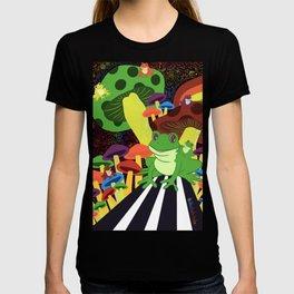 I spy a frog T-shirt