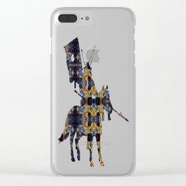 Cyclopean Armor Clear iPhone Case