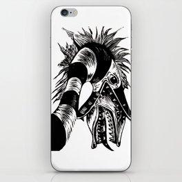 Sandworm iPhone Skin