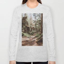 Wild summer - Landscape and Nature Photography Long Sleeve T-shirt