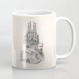 Tribute to Gaudi Coffee Mug