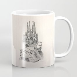 Tribute to Gaudi Coffee Mug