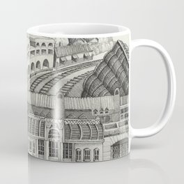 Retiro Train Station 1993 Coffee Mug