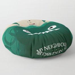 My Neighbour Cthulhu Floor Pillow