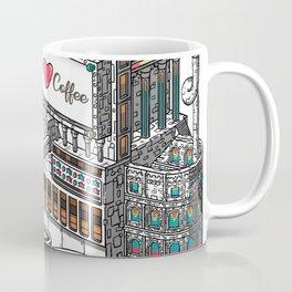 The Ancient Roma Coffee Machine Coffee Mug