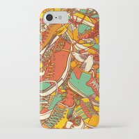 shoe iPhone & iPod Cases featuring If the Shoe Fits by Alvaro Arteaga