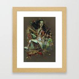Brookhaven Nurse Framed Art Print