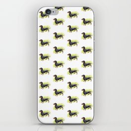 Dachshund (includes rescue donation!) iPhone Skin
