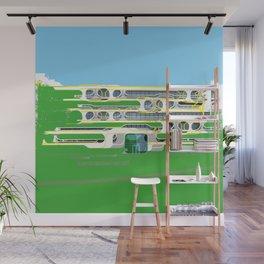 An der Alster Wall Mural