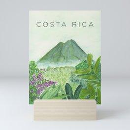 Costa Rica Mini Art Print
