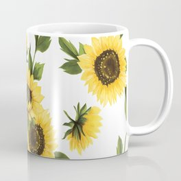 Lovely Sunflower Coffee Mug