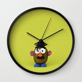 Mr. Kiwi Wall Clock
