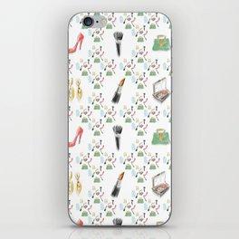 Girl things iPhone Skin