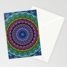 Magical Gems Kaleidoscope Stationery Cards