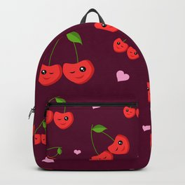 Cherry Party Backpack