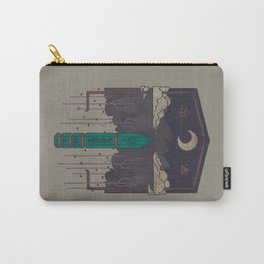 The Lost Obelisk Carry-All Pouch