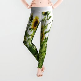 Rigby Idaho - Reaching For The Sun Leggings