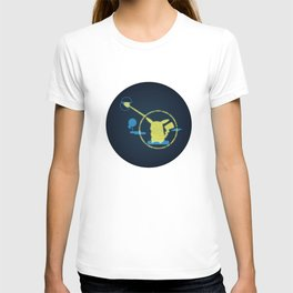 Circuit Mouse T-shirt