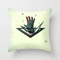 LivingDead Throw Pillow