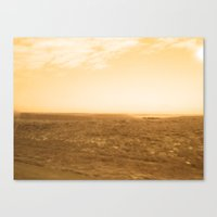 kansas Canvas Prints featuring Kansas by AJLewman