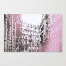 Paris n°10 Canvas Print