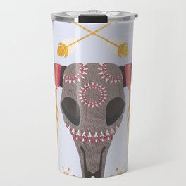 Boho Golden Child Travel Mug