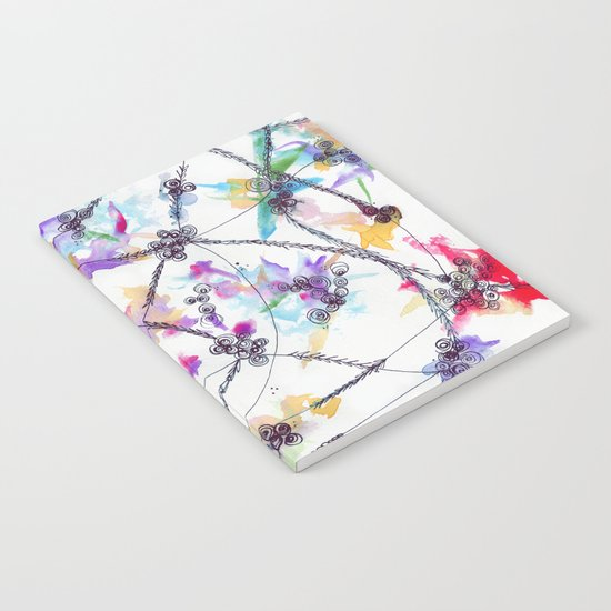 FLOREALE Notebook