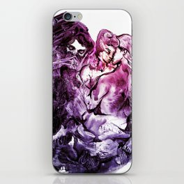 Tainted Love iPhone Skin