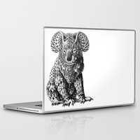 bioworkz Laptop & iPad Skins featuring Koala by BIOWORKZ