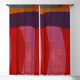 A Reasonable Assumption, Abstract Shapes Blackout Curtain