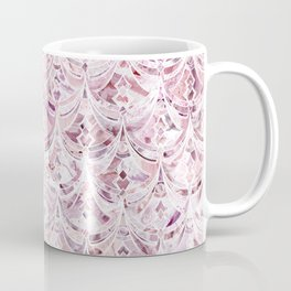 Berry Frosting Art Deco Pattern  Coffee Mug