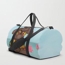 Black Venus Duffle Bag