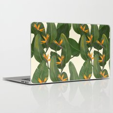 tropical floral Laptop & iPad Skin