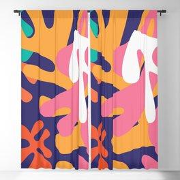 Matisse Pattern 010 Blackout Curtain