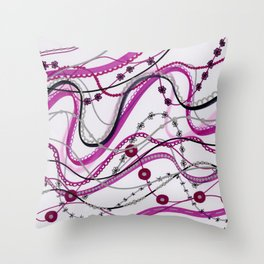 Fandango Throw Pillow