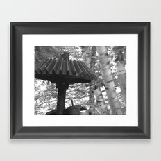 Old whatchamacall it 2 Framed Art Print
