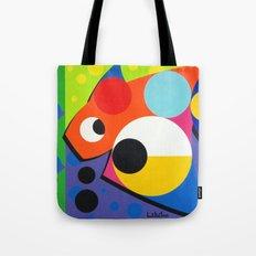 Fish - Paint Tote Bag