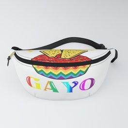 Pico De Gayo For Cinco De Mayo Fanny Pack